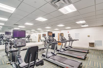 Fitness Facility | Holiday Inn Express Fort Walton Beach Central