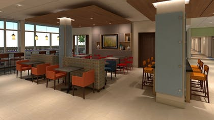 Breakfast Area | Holiday Inn Express Fort Walton Beach Central