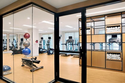 Sports Facility | Courtyard by Marriott Boston Downtown/North Station