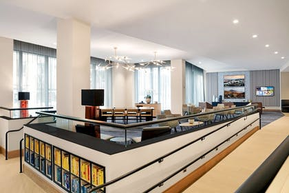 Lobby | Courtyard by Marriott Boston Downtown/North Station