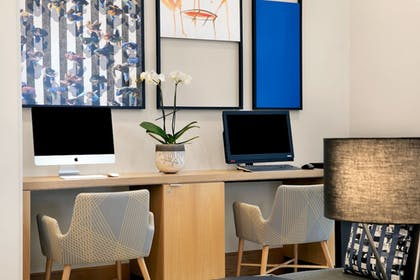 Business Center | Courtyard by Marriott Boston Downtown/North Station