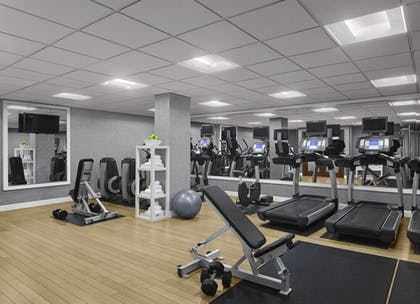 Gym | The Wink Hotel