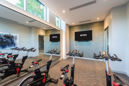 Fitness Studio | AC Hotel by Marriott Boston Cleveland Circle