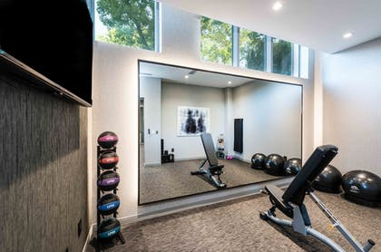 Fitness Facility | AC Hotel by Marriott Boston Cleveland Circle