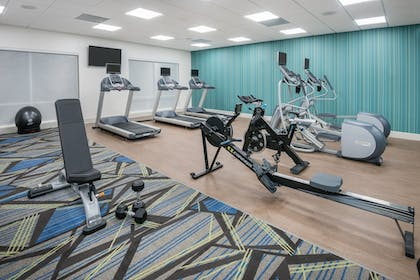 Fitness Facility | Holiday Inn Express & Suites Houston SW - Missouri City