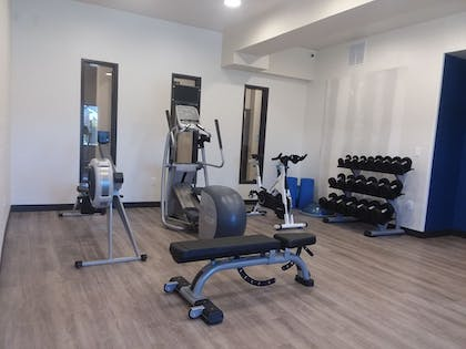 Fitness Facility | Holiday Inn Express & Suites Colorado Springs AFA Northgate