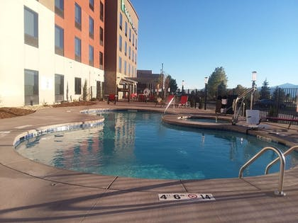 Outdoor Pool | Holiday Inn Express & Suites Colorado Springs AFA Northgate