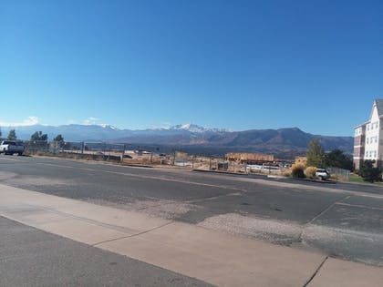 Land View from Property | Holiday Inn Express & Suites Colorado Springs AFA Northgate