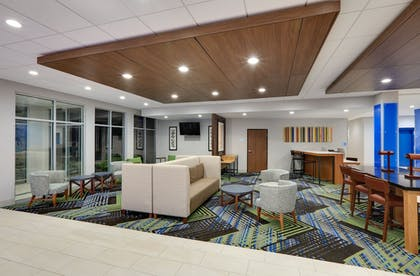 Lobby | Holiday Inn Express & Suites Dallas NW HWY - Love Field