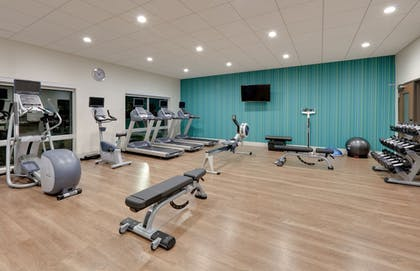 Fitness Facility | Holiday Inn Express & Suites Dallas NW HWY - Love Field