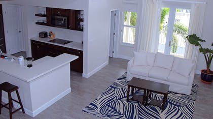 Living Area | Dolphin Point Villas