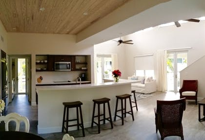 In-Room Kitchen | Dolphin Point Villas