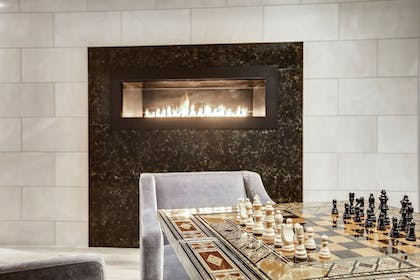 Game Room | Living by BridgeStreet at Town Place