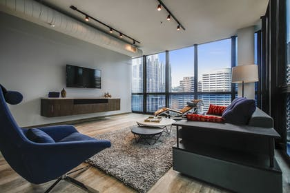 | Living by BridgeStreet at Town Place