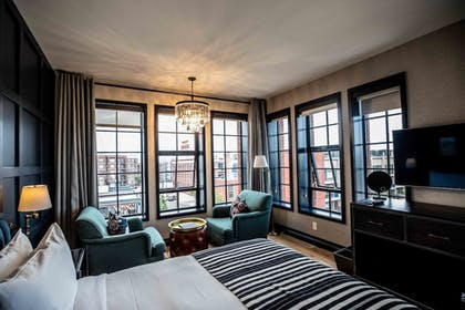Guestroom | The Ramble Hotel