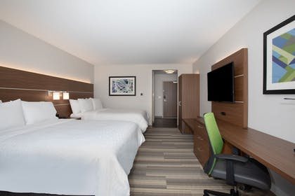 Guestroom | Holiday Inn Express and Suites Dakota Dunes
