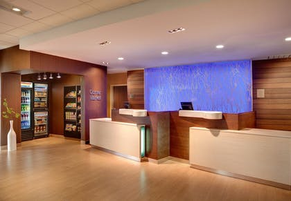 Lobby | Fairfield Inn & Suites by Marriott Atlanta Fairburn