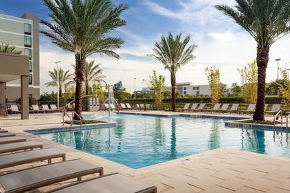 Sports Facility | Residence Inn by Marriott Orlando at Millenia