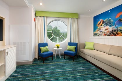 | Family Suite, 2 Queen Beds with Sofa bed, Accessible | Margaritaville Resort Gatlinburg
