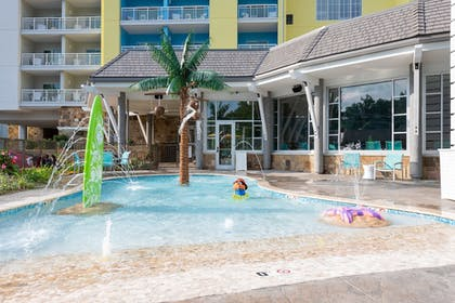 Childrens Pool | Margaritaville Resort Gatlinburg