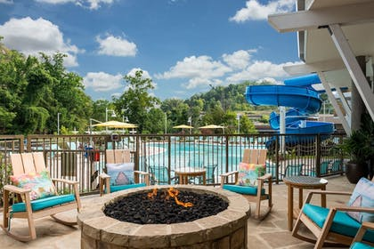 Property Grounds | Margaritaville Resort Gatlinburg