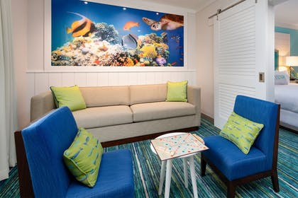 | Family Suite, 2 Queen Beds with Sofa bed | Margaritaville Resort Gatlinburg