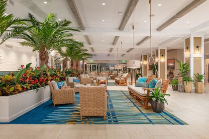 Lobby Sitting Area | Margaritaville Resort Gatlinburg