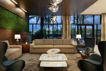 Lobby | SpringHill Suites by Marriott Orlando at Millenia