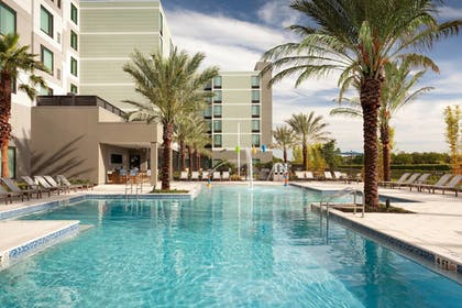 Sports Facility | SpringHill Suites by Marriott Orlando at Millenia