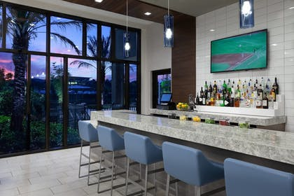 Hotel Bar | SpringHill Suites by Marriott Orlando at Millenia