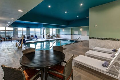 Indoor Pool | Hilton Garden Inn Topeka, KS
