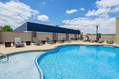 Pool | Holiday Inn Express & Suites Lubbock Central - Univ Area