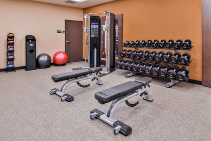 Fitness Facility | Homewood Suites by Hilton Des Moines Airport