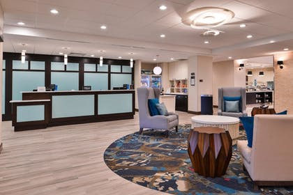 Reception | Homewood Suites by Hilton Des Moines Airport