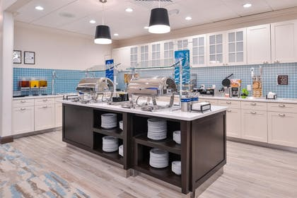 Breakfast Area | Homewood Suites by Hilton Des Moines Airport
