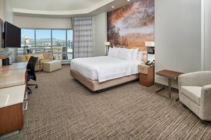 Room   Courtyard by Marriott El Paso Downtown/Convention Center