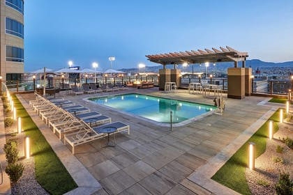 Sports Facility   Courtyard by Marriott El Paso Downtown/Convention Center