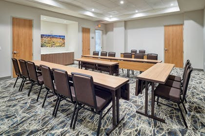 Meeting Facility   Courtyard by Marriott El Paso Downtown/Convention Center