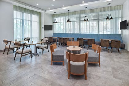 Breakfast Area   Courtyard by Marriott El Paso Downtown/Convention Center