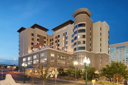 Exterior   Courtyard by Marriott El Paso Downtown/Convention Center