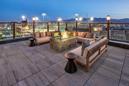 Sundeck   Courtyard by Marriott El Paso Downtown/Convention Center