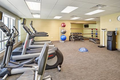 Fitness Facility   Courtyard by Marriott El Paso Downtown/Convention Center