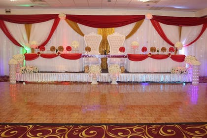 Reception Hall | Ramada by Wyndham Cedar Rapids