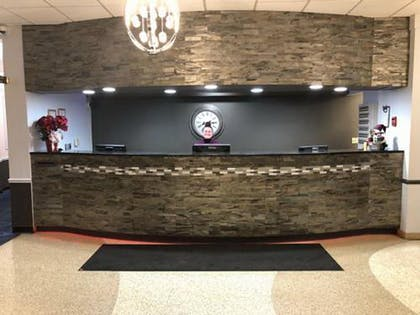 Reception | Ramada by Wyndham Cedar Rapids