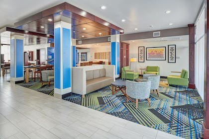 Hotel Interior | Holiday Inn Express And Suites El Paso East