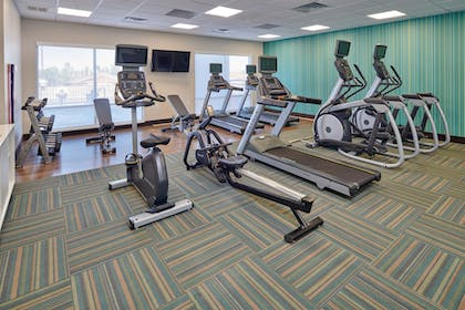 Fitness Facility | Holiday Inn Express And Suites El Paso East
