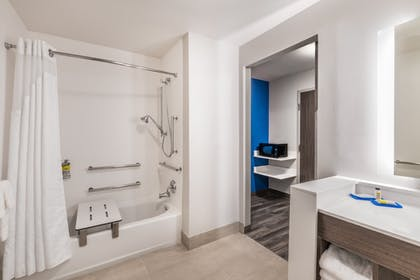 In-Room Amenity | Holiday Inn Express And Suites Lake Havasu - London Bridge