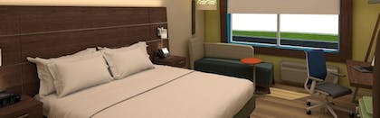 Room | Holiday Inn Express And Suites Hannibal - Medical Center