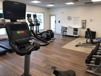 Fitness Facility | Holiday Inn Express And Suites Hannibal - Medical Center