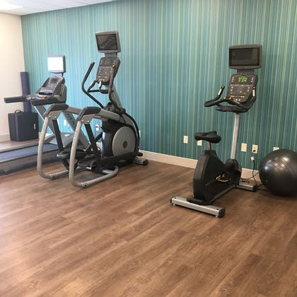 Fitness Facility | Holiday Inn Express and Suites Nebraska City